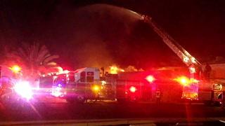 Haddock fire
