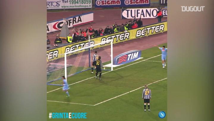 Hat-Trick Heroes: Cavani Vs Juventus