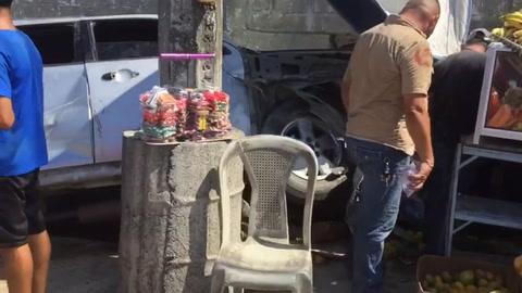 Dos muertos y varios heridos deja accidente de tránsito en Omoa, Cortés