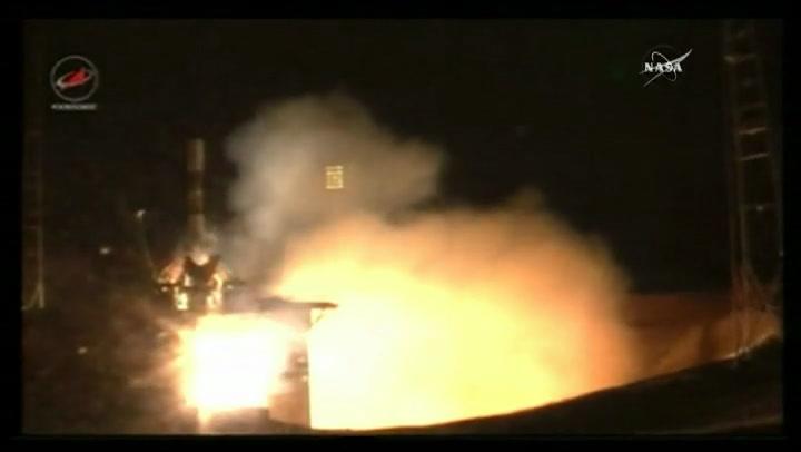 2,3 ton aan voorraad voor ruimtestation ISS