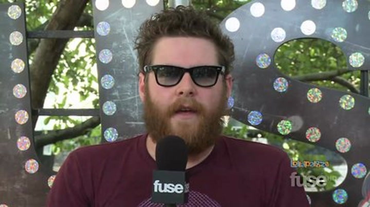 Festivals: Lollapalooza:Manchester Orchestra Have Plenty on Their Plate - Lollapalooza 2011