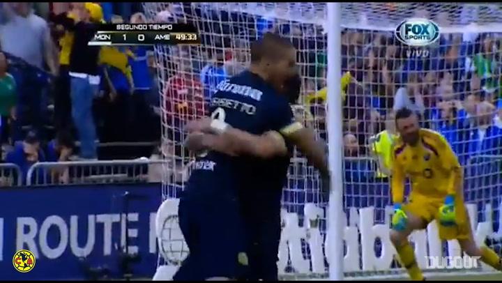 Darío Benedetto's amazing goal vs Montreal Impact