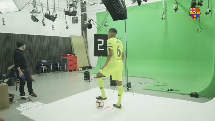 Todibo llegó al Barça hace un año y ahora puede ser traspasado