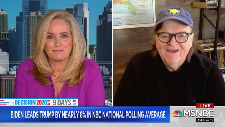 Michael Moore: Trump 'Killing Off His Voters' with Coronavirus Response -- 'Does He Really Want to Win' Reelection?