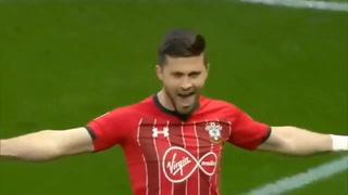 Shane Long logra el gol más rápido de la historia de la Premier