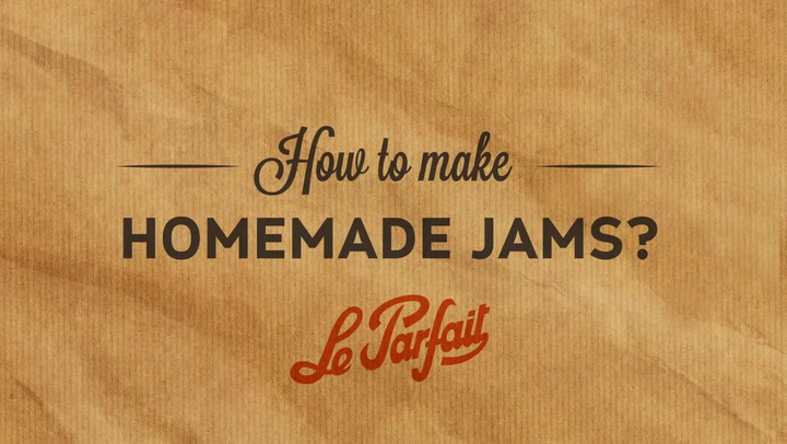 Preview image of Le Parfait Glass Jam Jar - How To Make Your Own Ja video