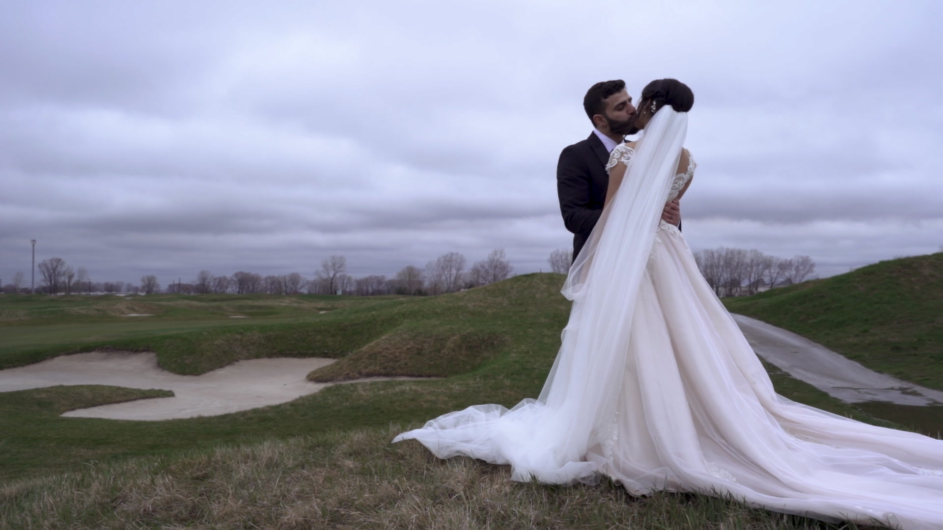 Reem + Emad | Windsor, Canada | Ambassador Golf Club