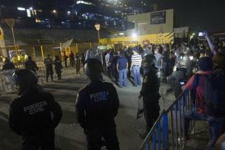 Un herido de gravedad tras hechos violentos previo al clásico Tigres-Monterrey