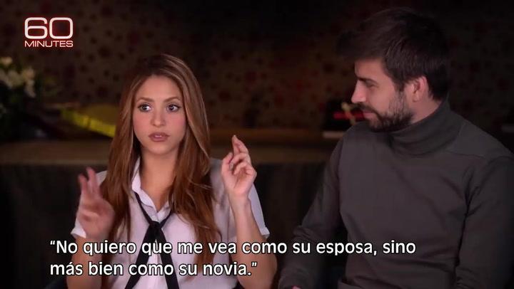 Shakira desvela por qué no se ha casado con Gerard Piqué