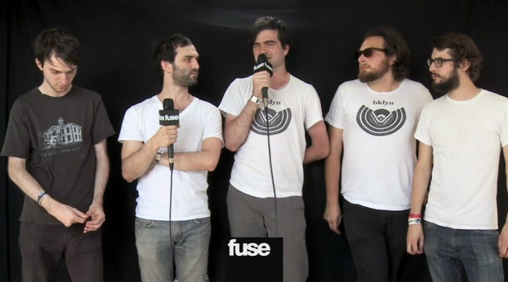 Titus Andronicus On Playing New Songs Live