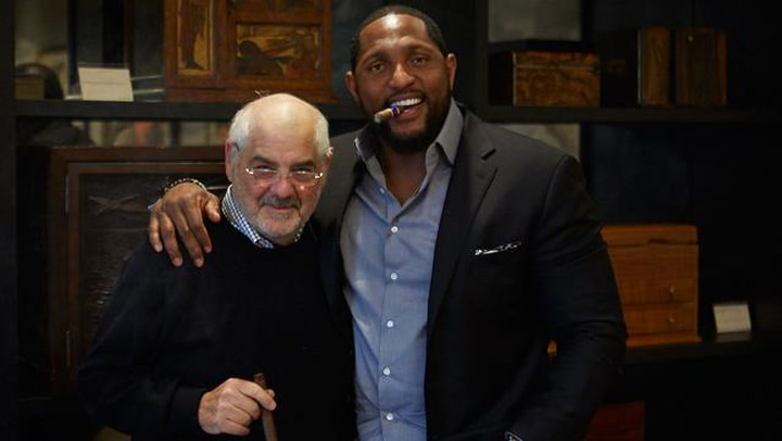 Give Me 10 Points: The Ray Lewis Interview with Marvin R. Shanken