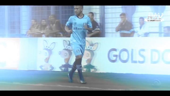Así juega Mateus Henrique, pretendido por el Barça