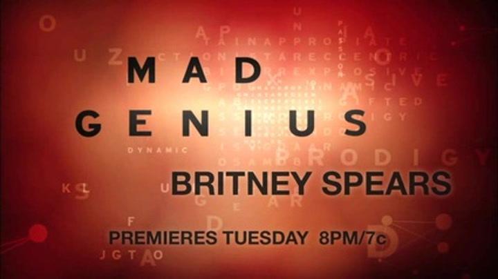 Mad Genius: Britney Spears: Premieres Tuesday 8P/7C