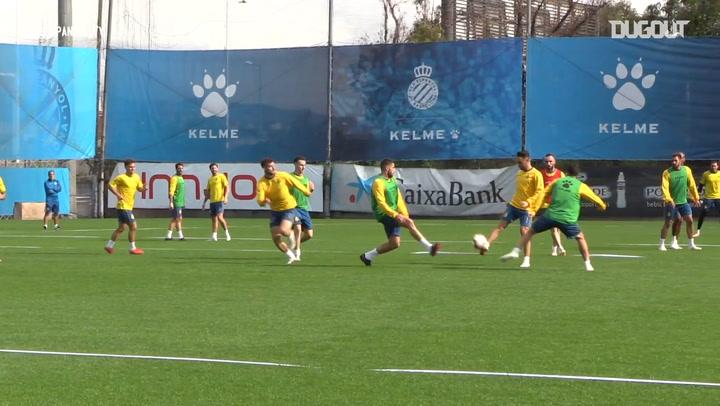 Inside Training: Sergio García to Leo Baptistao
