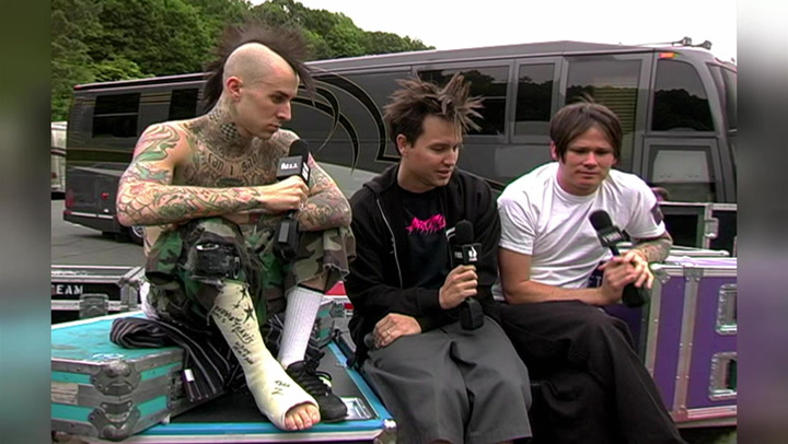 Blink 182 Shout Out The Best Band On Warped Tour: #TBT