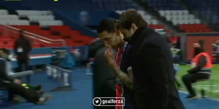 ¡El PSG sustituye a Di María porque le estaban robando en casa!