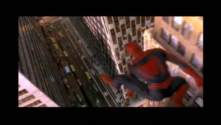 Spiderman - Trailer #1