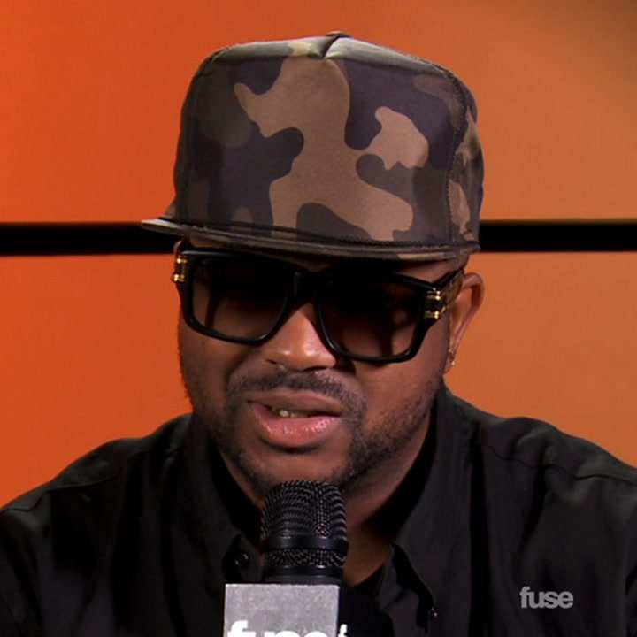 The-Dream On 'IV Play' & More