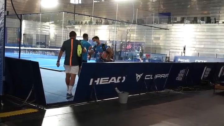 Resumen Octavos de Final Masculino (Primer Turno) ADESLAS Open