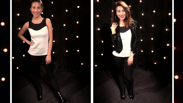 Go Day To Night Chic For Your Next Holiday Party