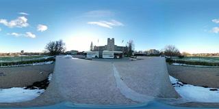 Virginia Tech April 16 Memorial 360 Video