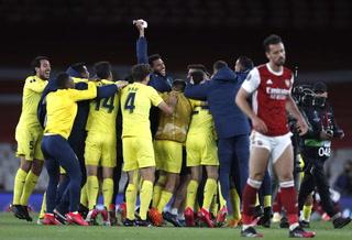 ¡Sorpresa! Villarreal tumba al Arsenal y se clasifica a la final de la Europa League por primera vez