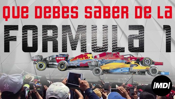 Los datos de la F1 2020