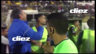 Explosivo video: Diego Vázquez llama