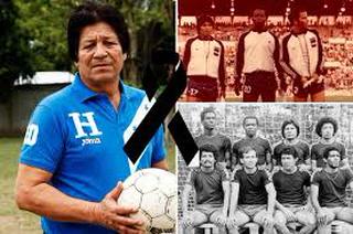 Muere por Covid-19 Luis Cruz, mundialista con la Selección de Honduras en España 82