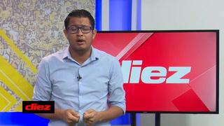 Jorge Fermán en DiezTV: