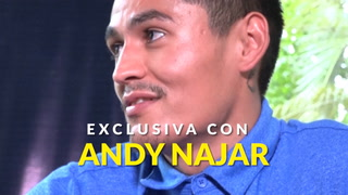 Exclusiva con Andy Najar:
