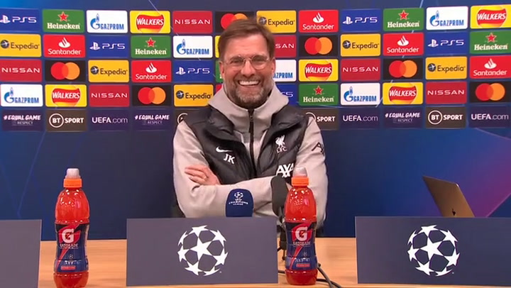 We have to create our own atmosphere to beat Real Madrid, Jurgen Klopp