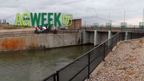 As the drought continues in western North Dakota, the Garrison Diversion becomes more important for irrigation.