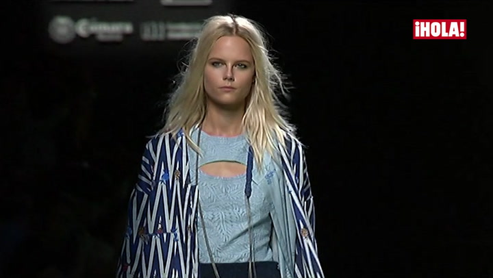 Fashion Week Madrid primavera-verano 2016: Ailanto