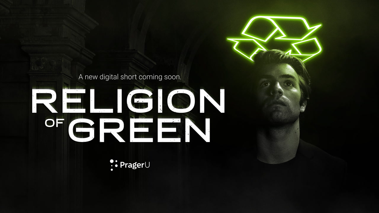 COMING SOON: Religion of Green