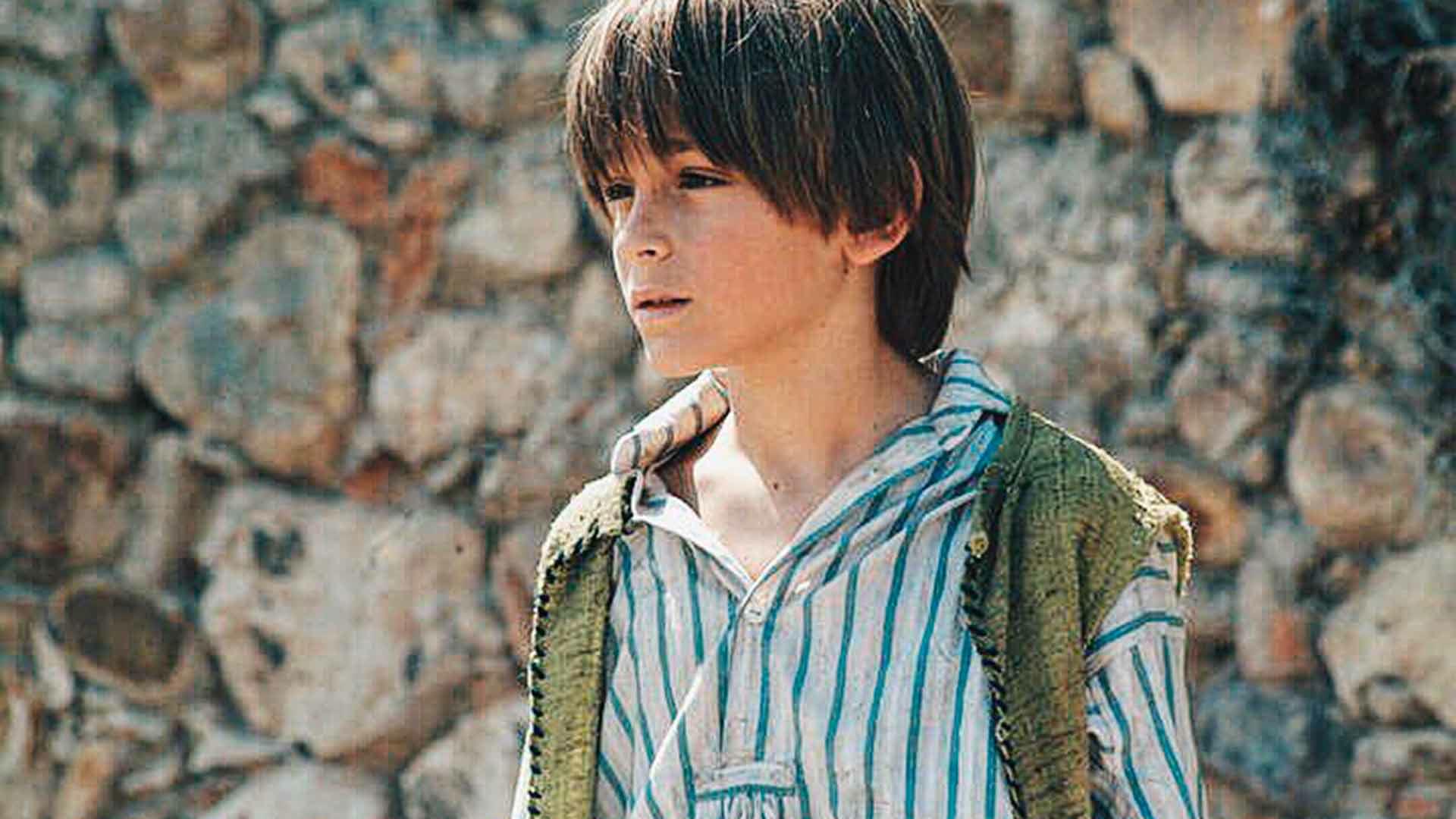 El gran cambio de Guillermo Campra, el niño de 'Águila Roja'