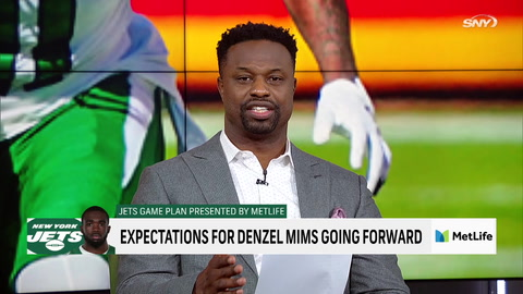 Denzel Mims is going to be tested against two veteran Dolphins cornerbacks