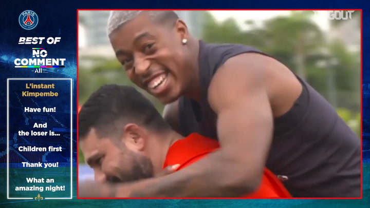Paris Saint-Germain's funniest moments of the 2019-20 season