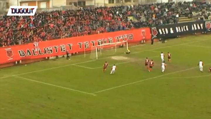 Classic goals vs FK Vardar!