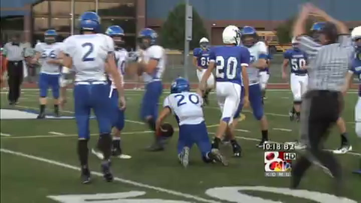 Montgomery County at Hermann, Week 1