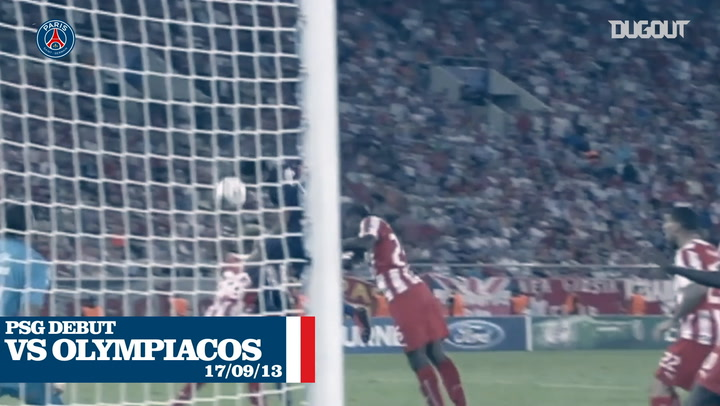 Marquinhos: 300 games for Paris Saint-Germain