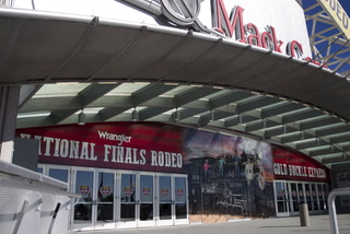 The National Finals Rodeo returns to Las Vegas