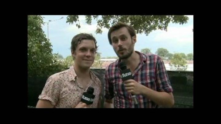 Major Lazer Interview