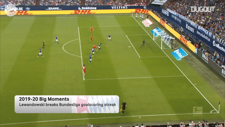 FC Bayern's top moments from 2019-20
