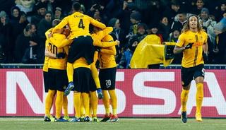 El Young Boys sorprende en Suiza a la Juventus de Cristiano Ronaldo
