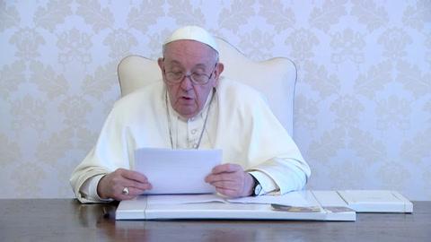 Papa Francisco respalda suspensión temporal de las patentes de las vacunas