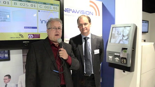 NEWVISION talks mobile top-up at Wincor World 2012