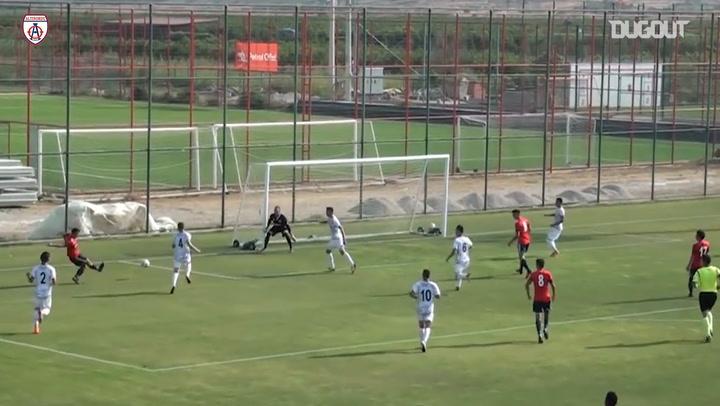 Altinordu's U21's Face Gençlerbirliği