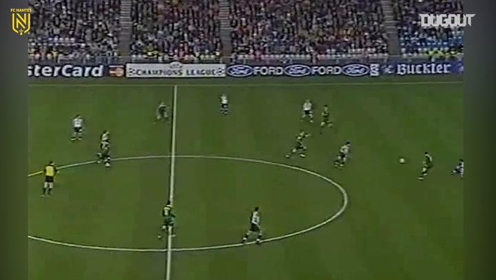 FC Nantes and Boavista clash in the Champions League