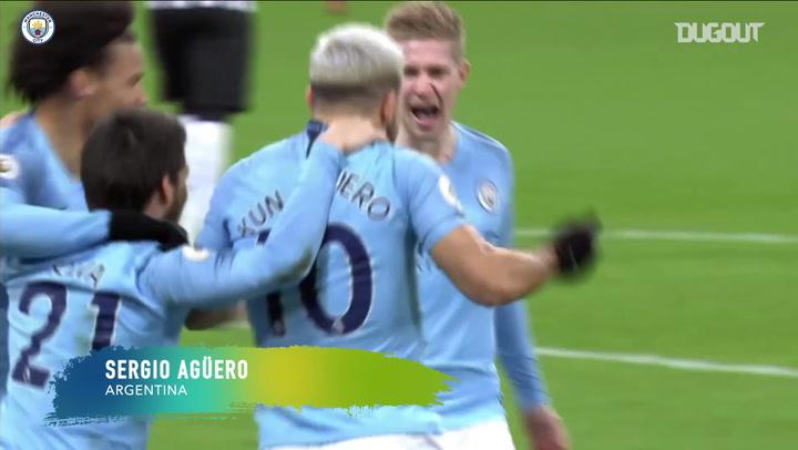 Copa América Superstars: Sergio Agüero